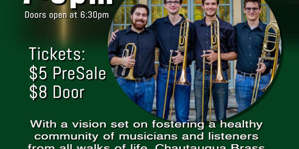 Chautauqua Brass Christmas Show