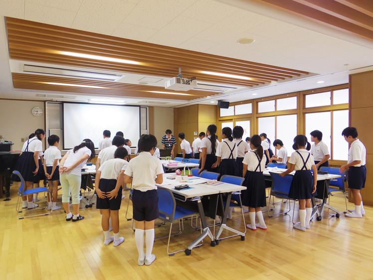 将来の利用者になる川西小学校児童が考える結崎駅