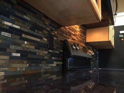 Tile back splash 2
