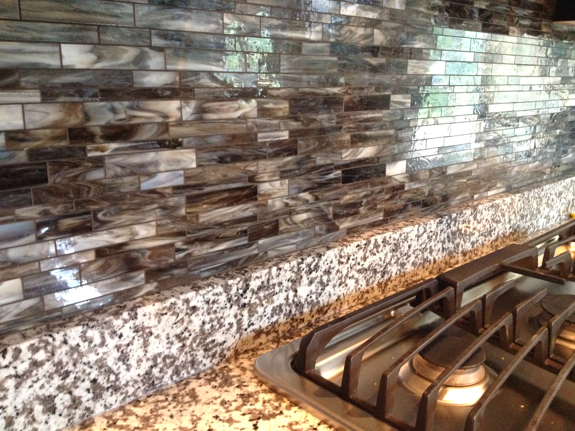 Tile back splash A1