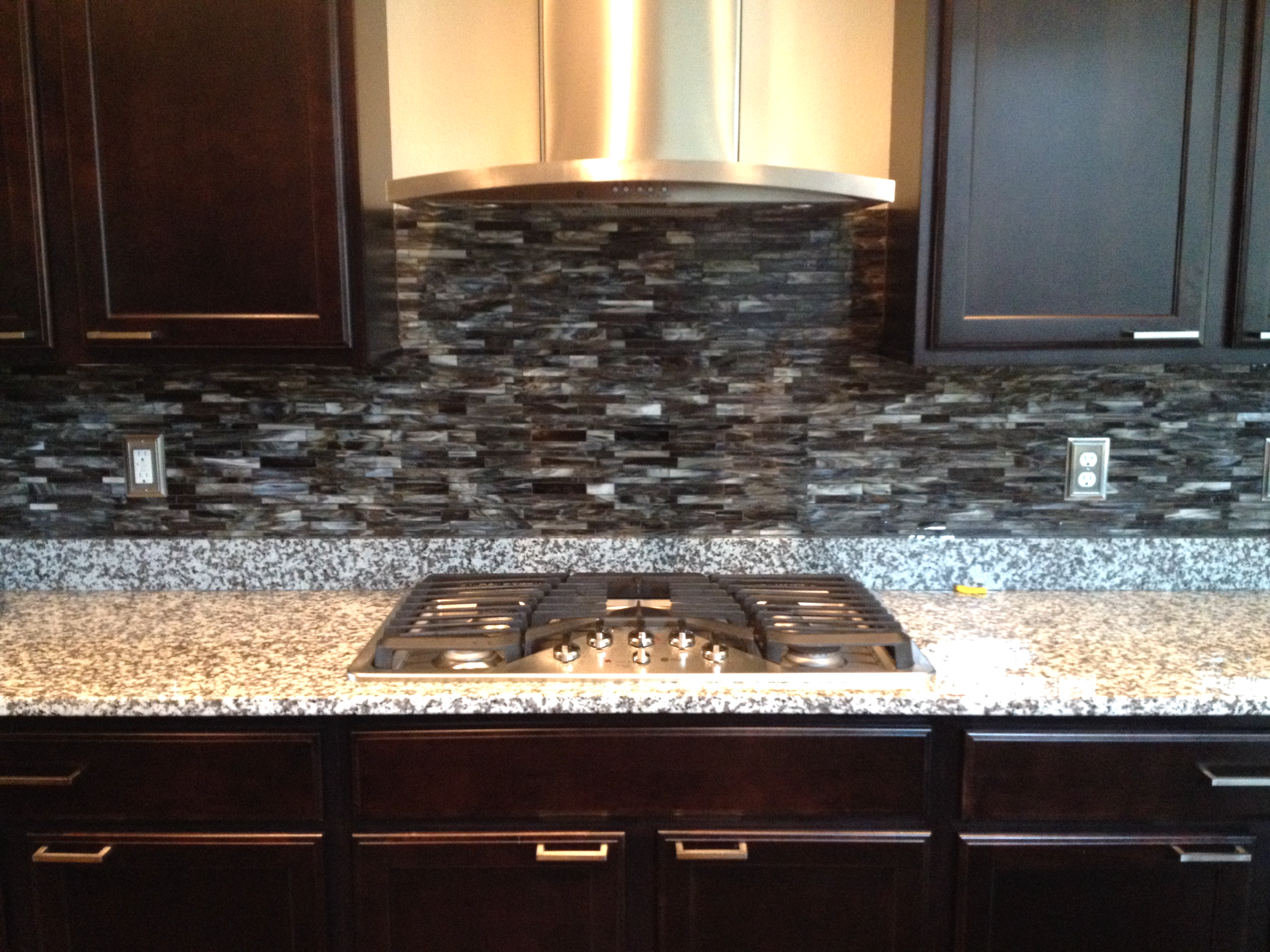 Tile back splash A2