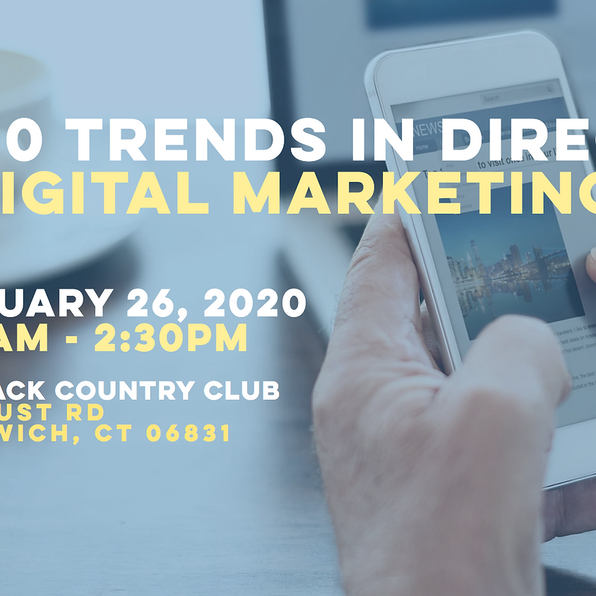 2020 Trends in Direct & Digital Marketing