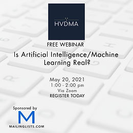 Is Artificial Intelligence/Machine Learning Real?