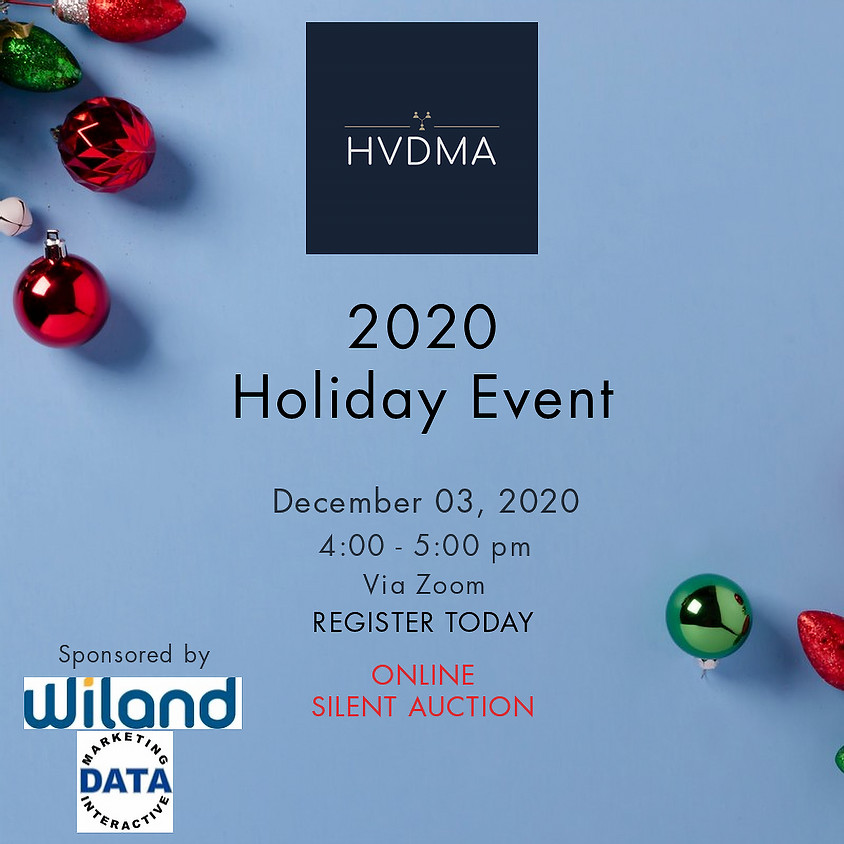 2020 Holiday Event