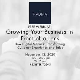 Growing Your Business in Front of a Lens: How Digital Media is Transforming Customer Experience and Sales