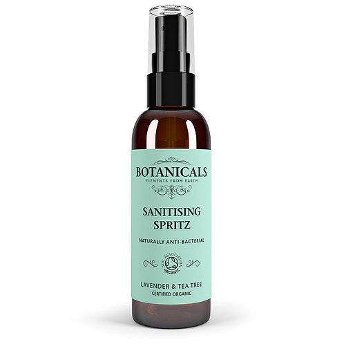 Botanical Sanitising Spritz - 200ml Professional