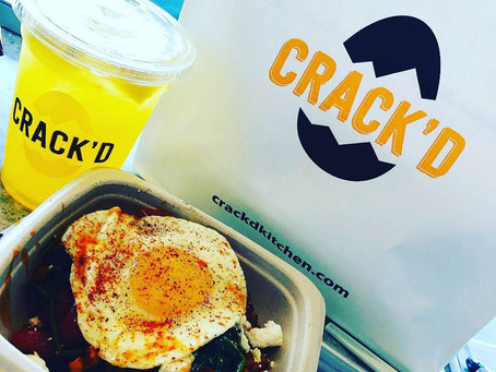 A Gluten Free Gem arrives in Andover, MA: Crack'd Kitchen & Coffee