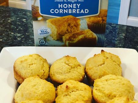 GF Corn Muffins for the WIN!