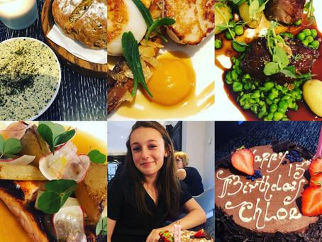 Gluten Free London: Dinner atOne Aldwych