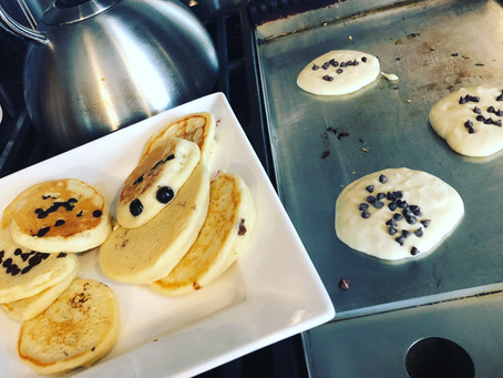 Sunday Mornings are for Pancakes