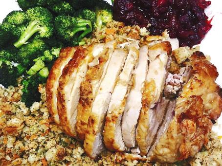 Thanksgiving Recipe Roundup!  My favorite FS/DF/NF Thanksgiving recipes!