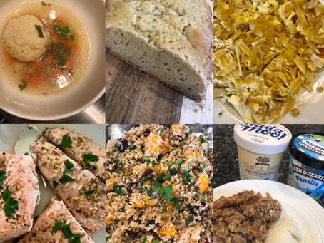 Rosh Hashanah Dinner: A Sweet GF New Year