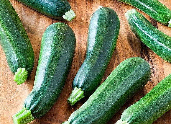 Courgette Dark Green
