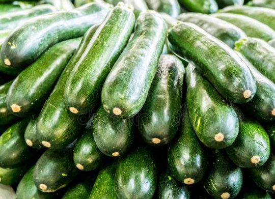 CAISSE - Courgette verte - 10 lbs