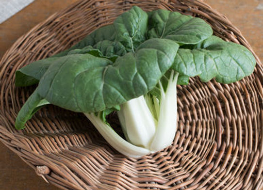 Bok Choy Asian Delight