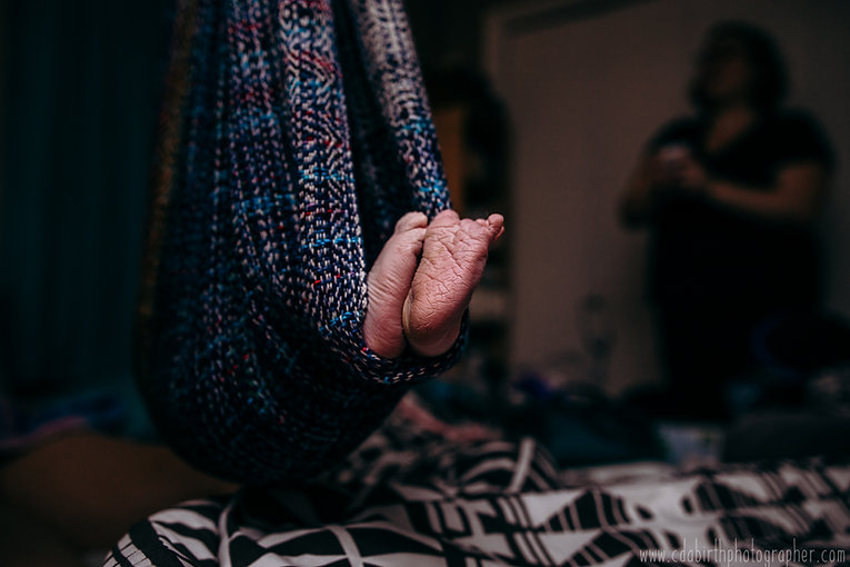 {ONLINE SHARING} CDA Birth Photographer-