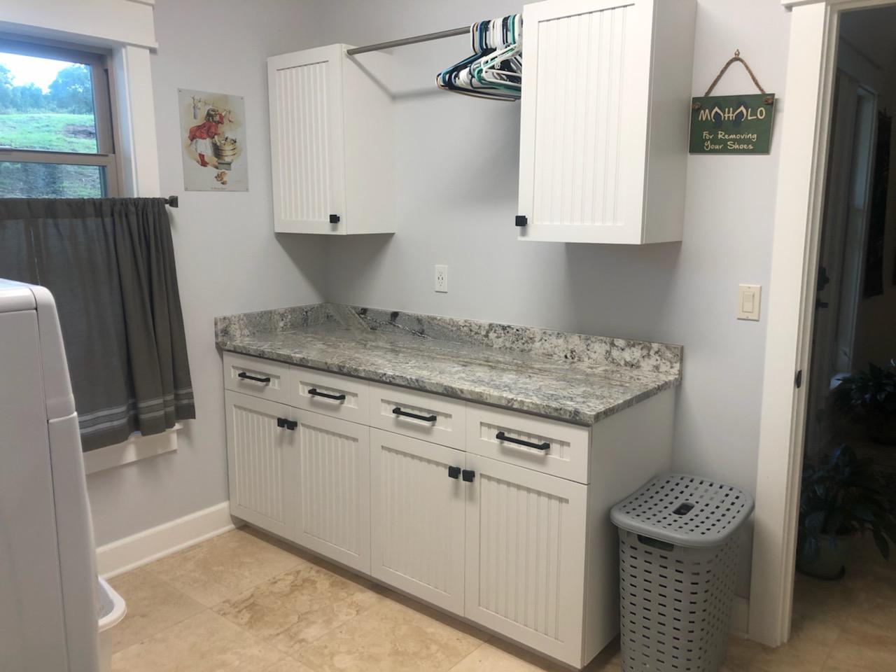 PG | Decorator White | Shaker w/ Beaded Panel