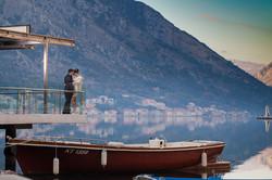 svadba u Kotoru, restoran Galion