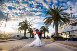 Svadba u Porto Montenegro