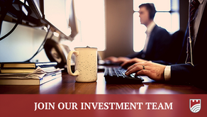 Career Opportunity - Investment Analyst