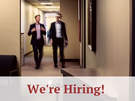 Career Opportunity - Client Service Associate (Moncton, NB)