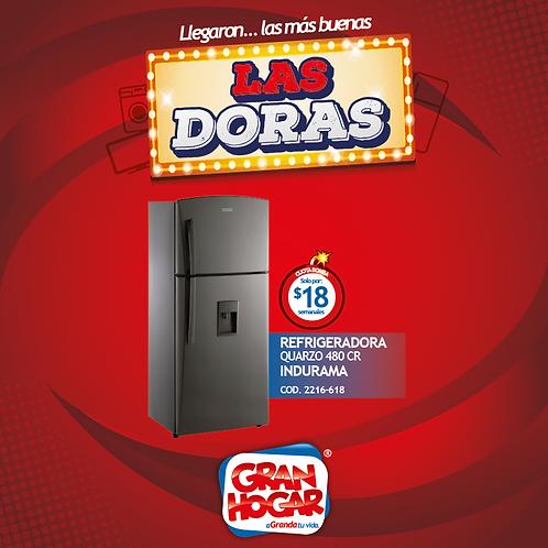 Refrigeradora 480 Quarzo CR