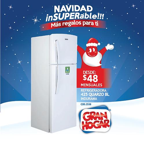 Refrigeradora Indurama 425 Blanca