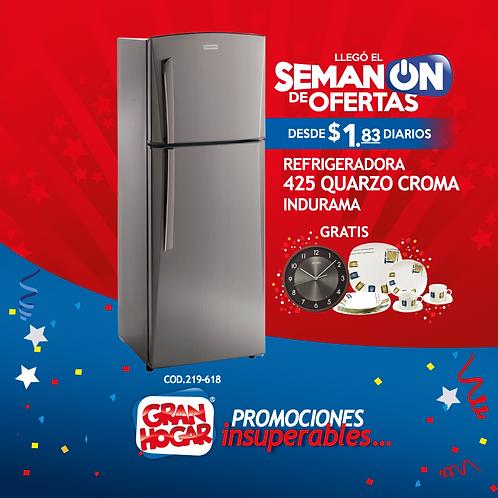 Refrigeradora Indurama Qz 435 Croma
