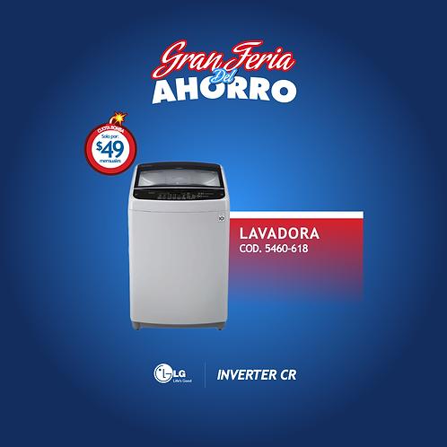 Lavadora LG 16 KL INVERTER