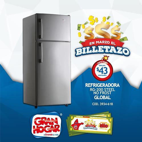 Refrigeradora Global RG-200