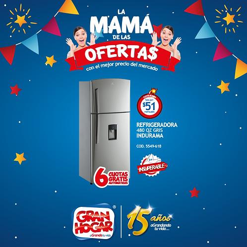 Refrigeradora 480 Quarzo GR