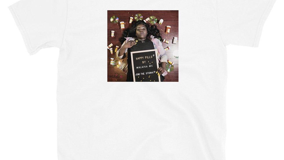 Short-Sleeve 'Happy Pills' Unisex T-Shirt