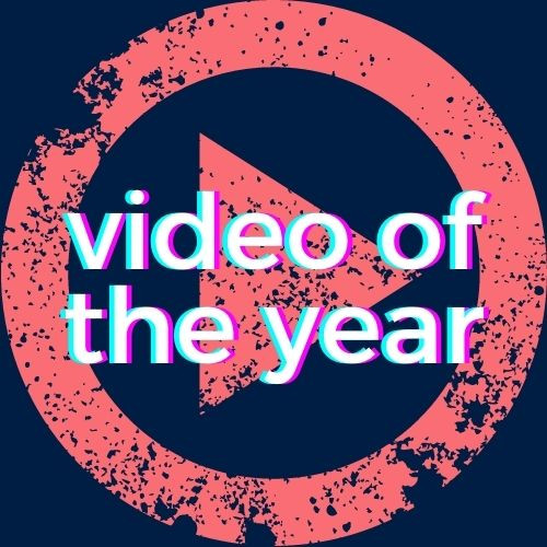 Its Indie Video Of The Year Button