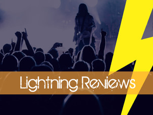 New Music: Lightning Reviews (Edition 10)