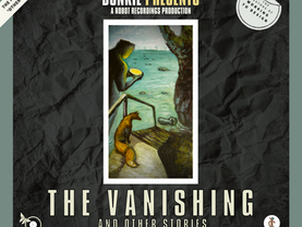 """new release: dunkie """"the vanishing and other stories"""""""