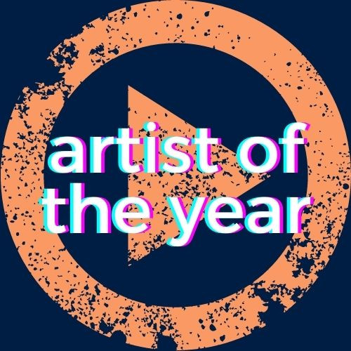 Its Indie Artist Of The Year button