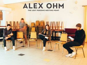 "New music - Alex Ohm ""The Lost Persons Meeting Point"""