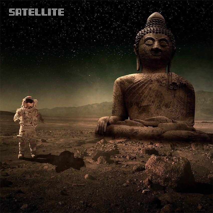 KEEF satellite it's indie new music