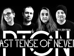 """New(ish) Music: Past Tense Of Never """"Policy Of Truth"""""""