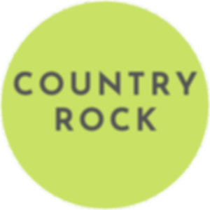 Country Rock Button