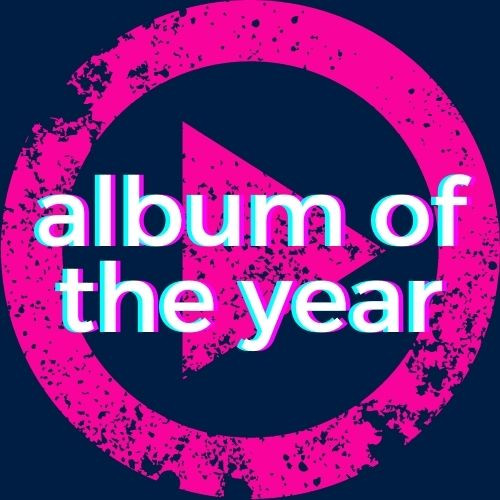 Its Indie Album Of The Year button