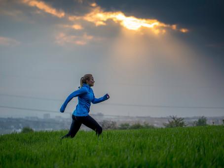 Laufen mit Asthma-Balsam für den Körper