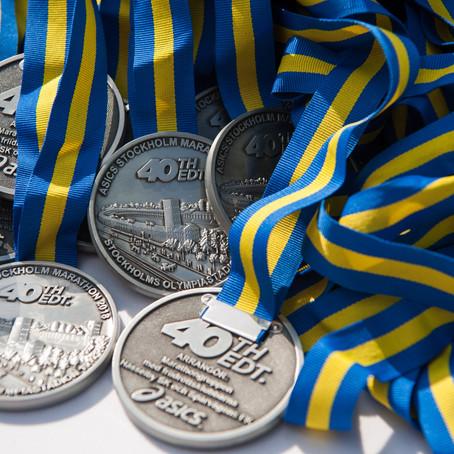 Der Stockholm Marathon 2018