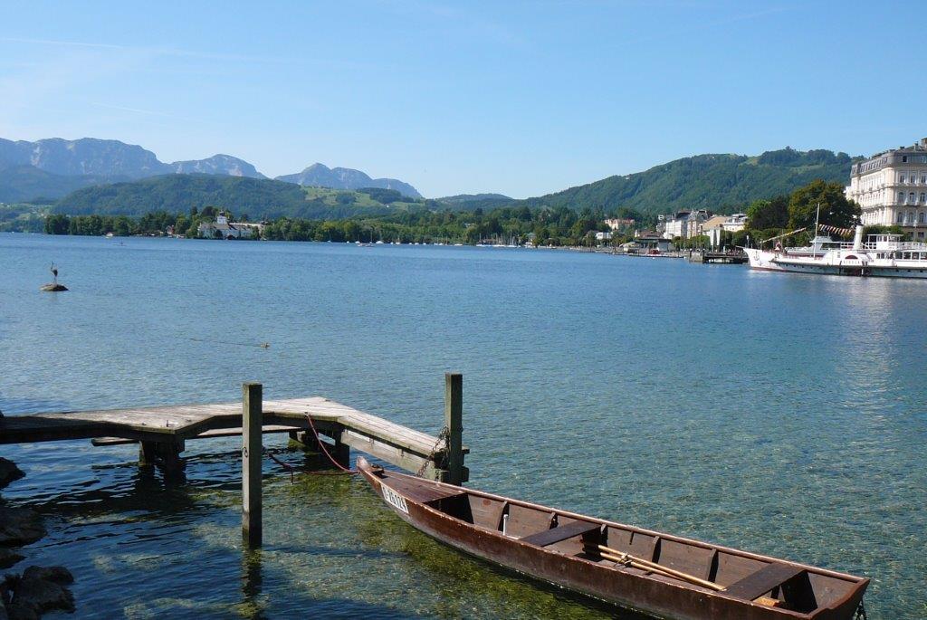 Ansicht_Traunsee_Fischerboot