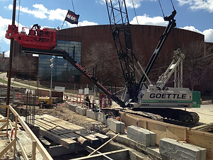Nippert Stadium Renovations