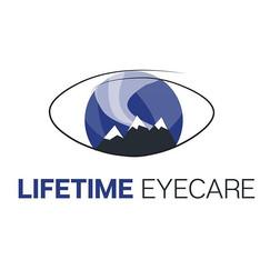 Here's an Alaskan inspired Eye Care logo