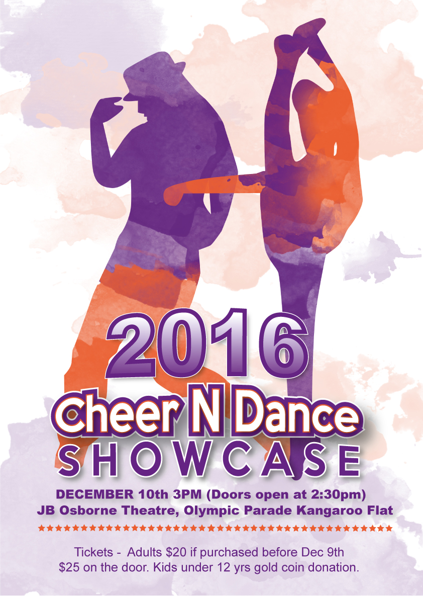 CheerNDanceShowcasePoster20161