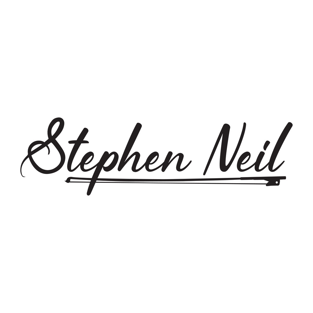 Stephen Neil Logo