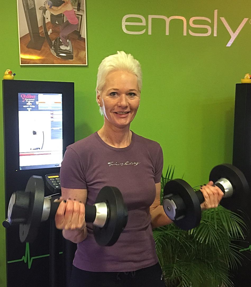 Arthrose Sport bei Emsly