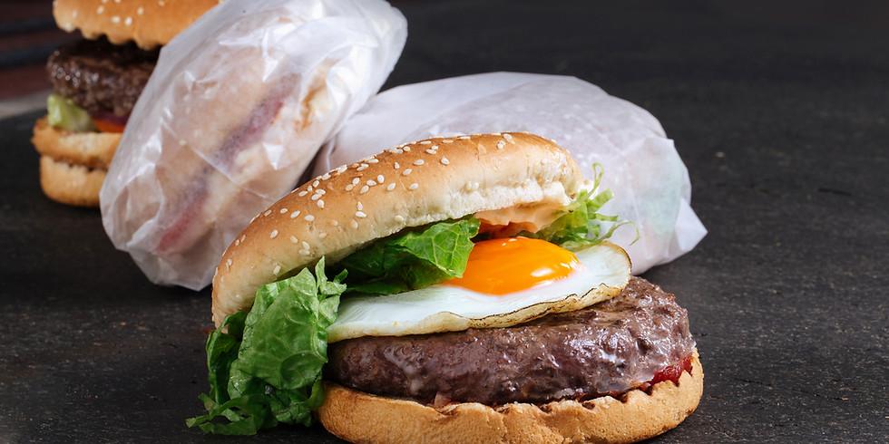 Burger Party - enfant ados